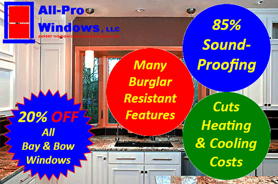 Receive 20% OFF All Bay & Bow Windows!