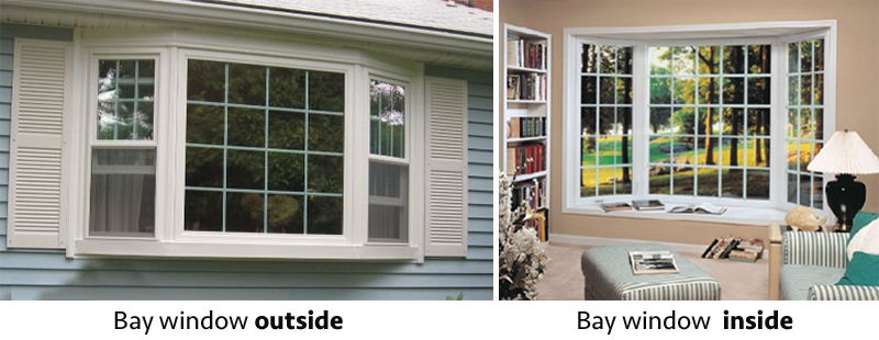 Bay Windows Installation in Bridgeport, New Haven, Hartford & Poughkeepsie CT